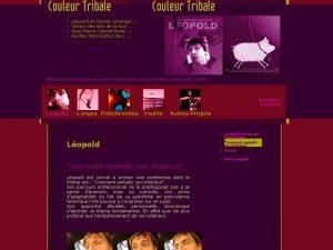 Leopold Personnage Clownesque Association
