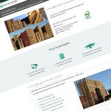 Création de site Web pour une entreprise de fabrication de Palettes - Francepal